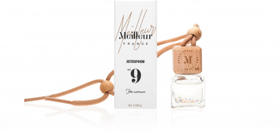 Автопарфюм №9 «Salvatore Ferragamo Incanto Shine»