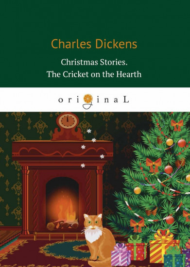 Christmas Stories: The Cricket on the Hearth