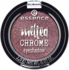 Тени для век «Melted Chrome Eyeshadow», оттенок 01 Zinc about you