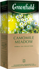 Чай «Camomile meadow» с ромашкой, шиповником и личи
