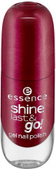 Лак для ногтей «Shine Last & Go! gel nail polish», оттенок 52 Shine on me