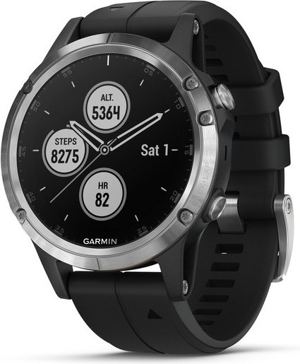 Смарт-часы Garmin Smart Watch Fenix 5 Plus