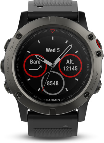 Смарт-часы Garmin Smart Watch Fenix 5X