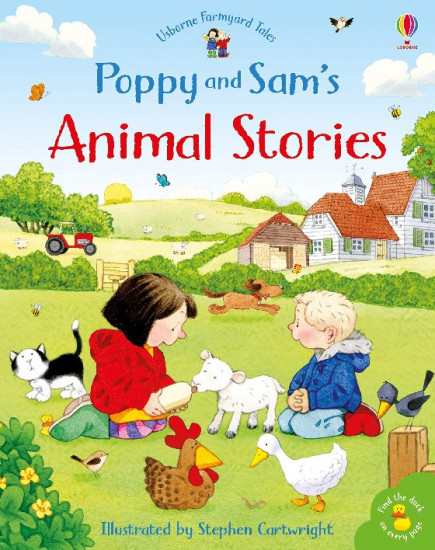 Poppy and Sam`s Animal Stories