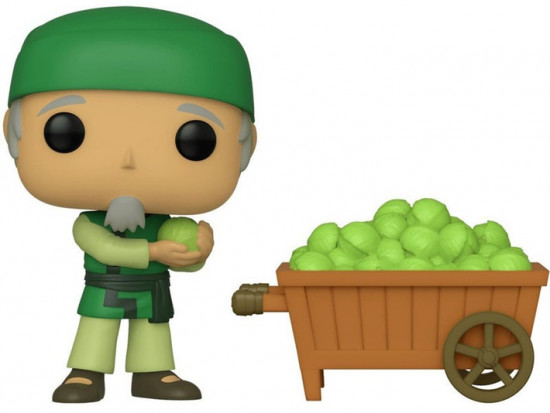 Фигурка «Cabbage Man & Cart»