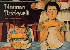 Norman Rockwell postcards 30