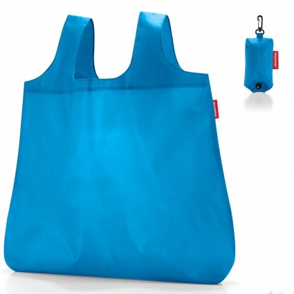 Сумка складная «Mini maxi pocket», french blue