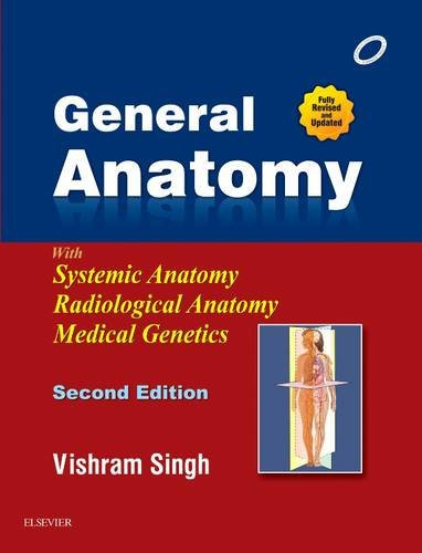 General Anatomy , 2 edition