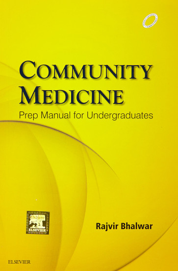 Community Medicine: Prep Manual for Undergraduates