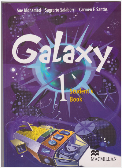 Galaxy 1 Student`s Book