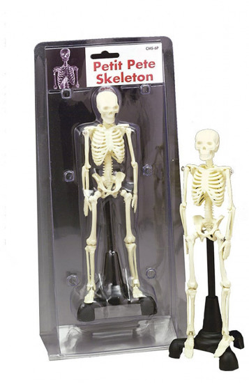 Petit Pete Skeleton