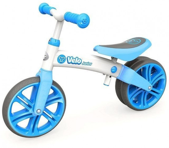 Беговел Yvolution «Velo Junior», голубой