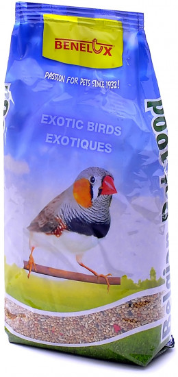 Корм для экзотических амадинов «Mixture for exotic finch X-line» (1 кг)