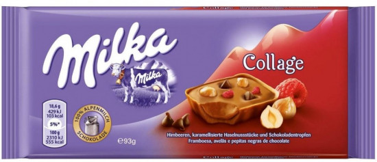 Шоколад Milka «Collage Fruit»