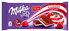 Шоколад Milka «Raspberry Cream»