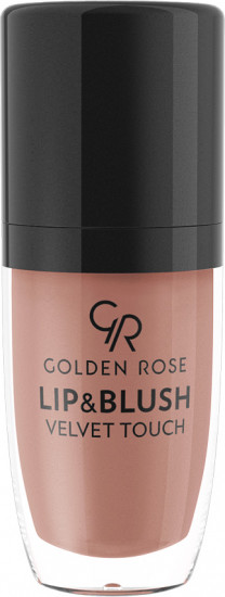 Крем для губ и румянца «Lip & Blush Velvet Touch», тон 05