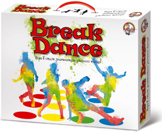 Игра напольная «Break Dance»