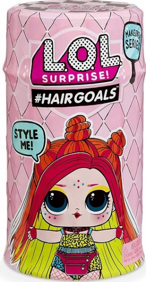 Кукла «L.O.L. Surprise Hair Goals»