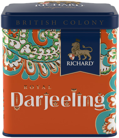 Чай «British Colony Royal Darjeeling»