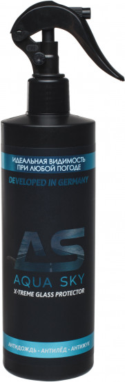 Полироль для автостекол «X-treme glass protector»