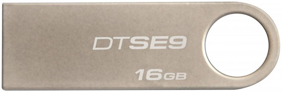 Флеш-накопитель USB Kingston DataTraveler DTSE9H