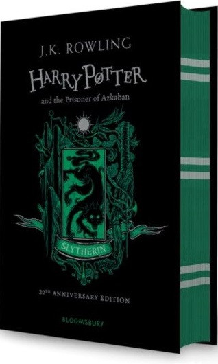 Harry Potter and the Prisoner of Azkaban — Slytherin Edition