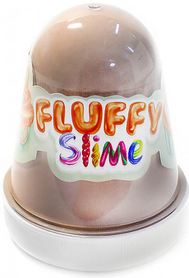 Слайм с ароматом персика «Monster's Slime Fluffy»