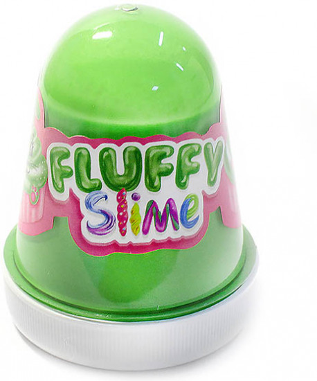 Слайм с ароматом арбуза «Monster's Slime Fluffy»