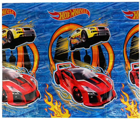 Скатерть «Hot Wheels»