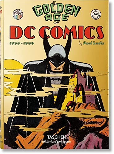 The Golden Age of DC Comics (BU)