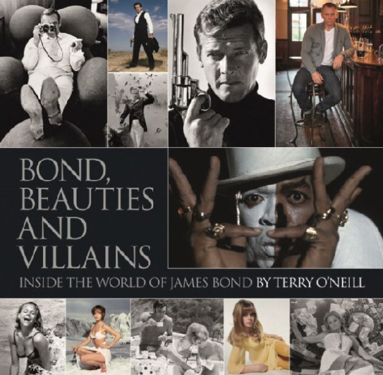 Bond: Photographed by Terry O`Neill: The Definitive Collection