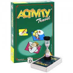 "Игра оригинальная ""Activity Travel "" компактная версия"