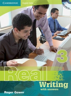 Cambridge English Skills Real Writing 3 with Answers and Audio CD  (Level 3)