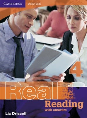 Cambridge English Skills: Real Reading 4 with answers