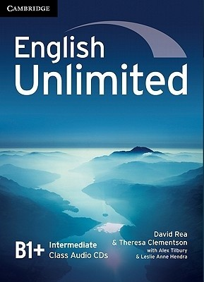 Audio CD. English Unlimited. Intermediate