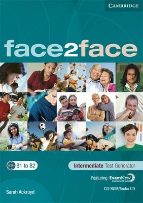 CD-ROM. Face2face. Intermediate. Test Generator