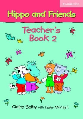 Hippo and Friends Level 2  Teacher's Book