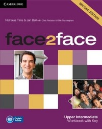 Face2face. Upper Intermediate. Workbook with Key
