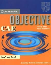 Objective: CAE: Student`s Book