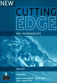 Cutting Edge: Pre-Intermediate: Workbook with Key: New