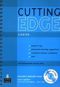 Cutting Edge: Starter: Teacher`s Resource Book CD-Rom