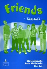 Friends: Activity: Book 1