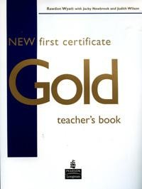 New First Certificate: Teacher`s Book