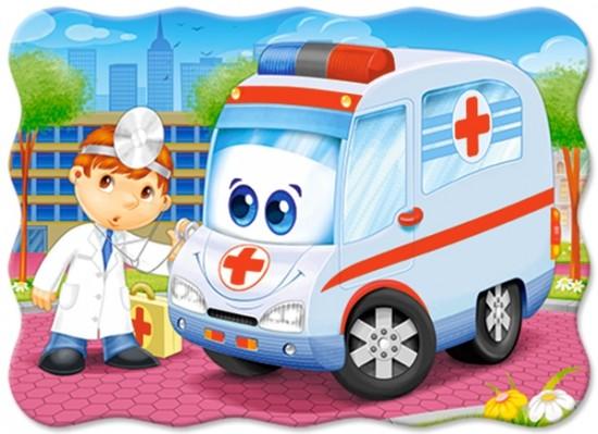 Больница картинка для детей