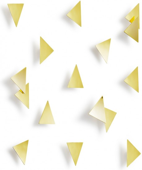 Декор для стен «Confetti triangles»