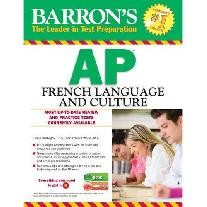 Barron`s AP French Language and Culture with Audio CDs