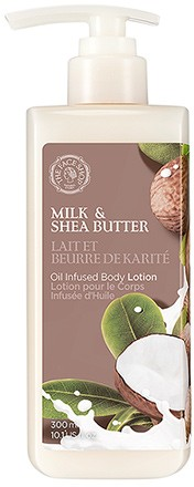 Лосьон для тела «Milk & Shea Butter Oil Infused Body Lotion»