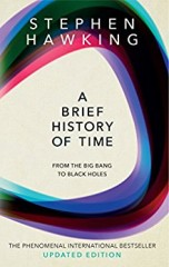 A Brief History Of Time. From Big Bang To Black Holes