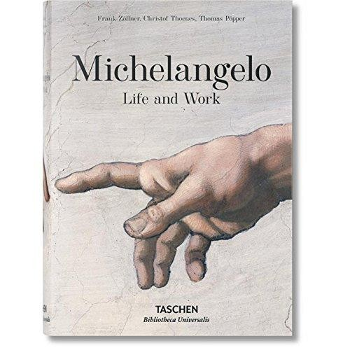Michelangelo. The Complete Paint., Sculp. and Arch. (Bibliotheca Universalis)