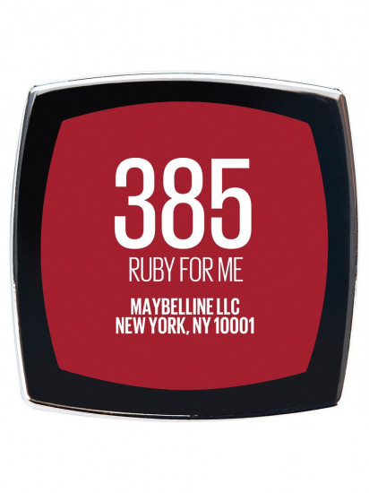 Помада для губ «Made for all», тон 385 Ruby for me